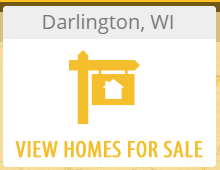 Homes For Sale in Darlington, WI