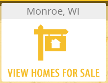 Homes For Sale in Monroe, WI